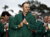 Golf: 21-year-old Jordan Spieth makes history after win at Masters