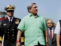 Defence minister Manohar Parrikar to begin two-day visit to Jammu and Kashmir