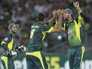 White stars in Australia's T20 win over England