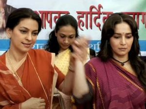 Gulab Gang trailer out: Villain Juhi steals hero Madhuri's thunder