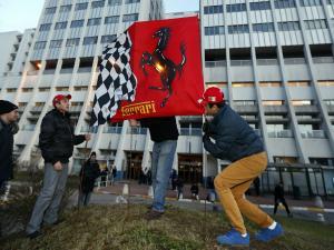 Ferrari fans plan silent tribute on Schumacher's 45th birthday