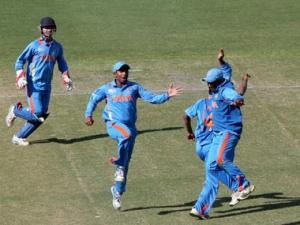 U-19 World Cup: India hammer SL to qualify for fifth-place playoff final