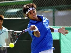 Biggest win for Somdev after Del Potro retires hurt in Dubai