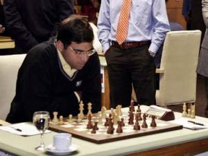 Struggling Anand finishes dismal last at Zurich Chess Challenge