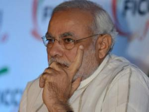 Gujarat poll officials to check footage of Modi nomination filing