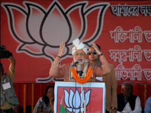 Modi consistently violating poll code, says AAP welcoming FIR