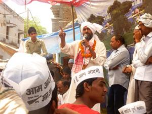 Yogendra's big challenge in rural Haryana: Changing how people vote
