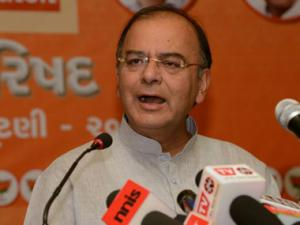 Why is Congress scared of sitting in oppn, asks Jaitley