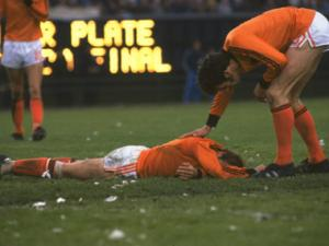 World Cup History: Controversy in Argentina ruins Dutch dreams