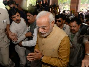 Living with a workaholic: How netas, babus are coping with Modi