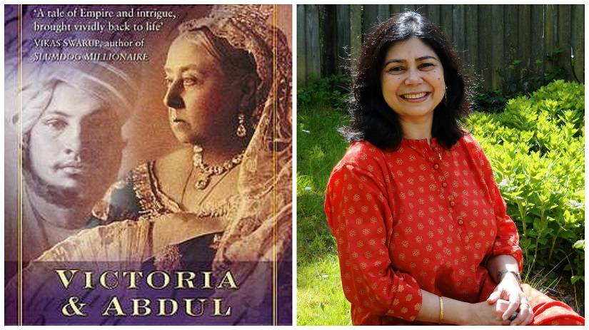 Shrabani Basu's book Victoria & Abdul was published in 2010
