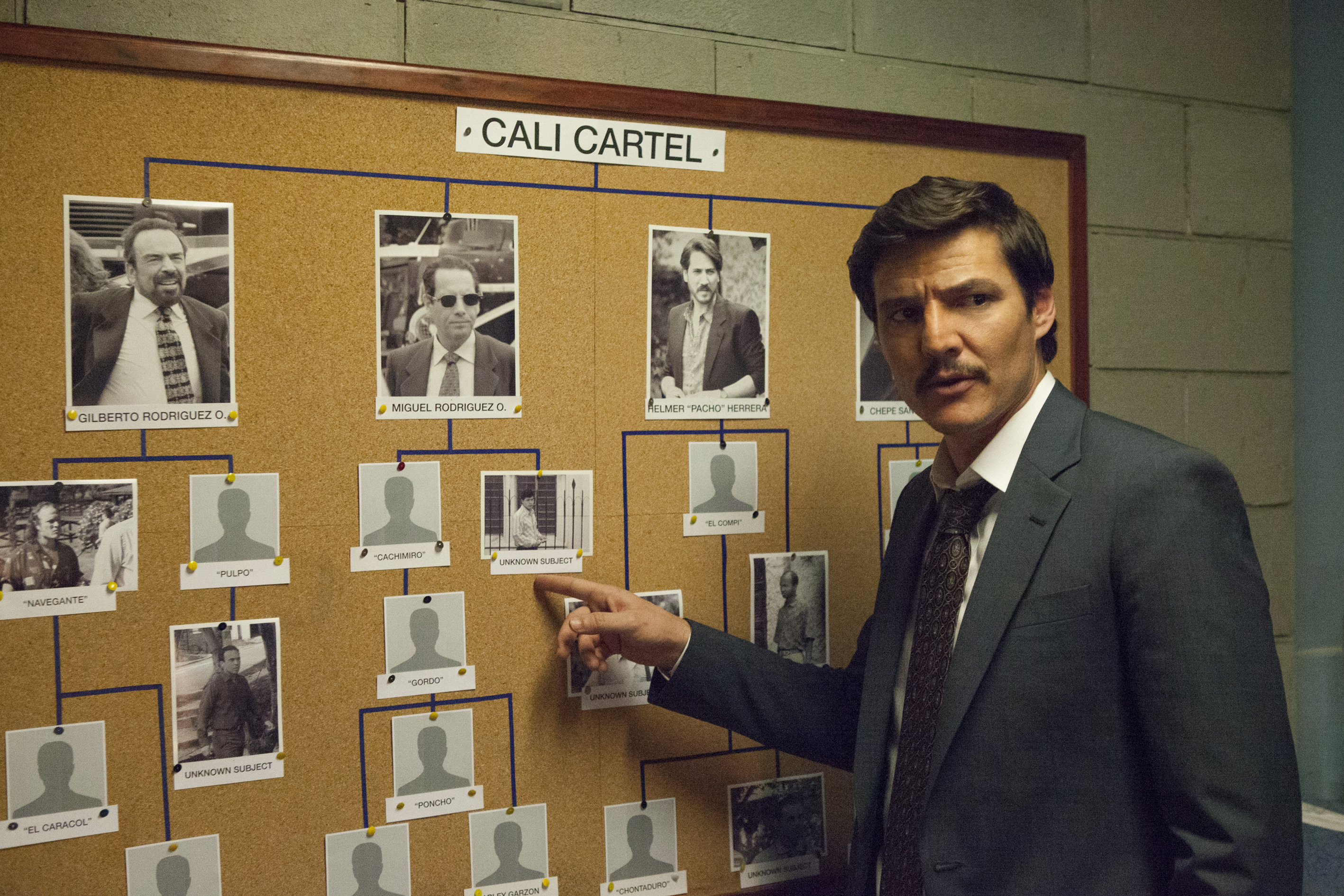 Image result for narcos season 3