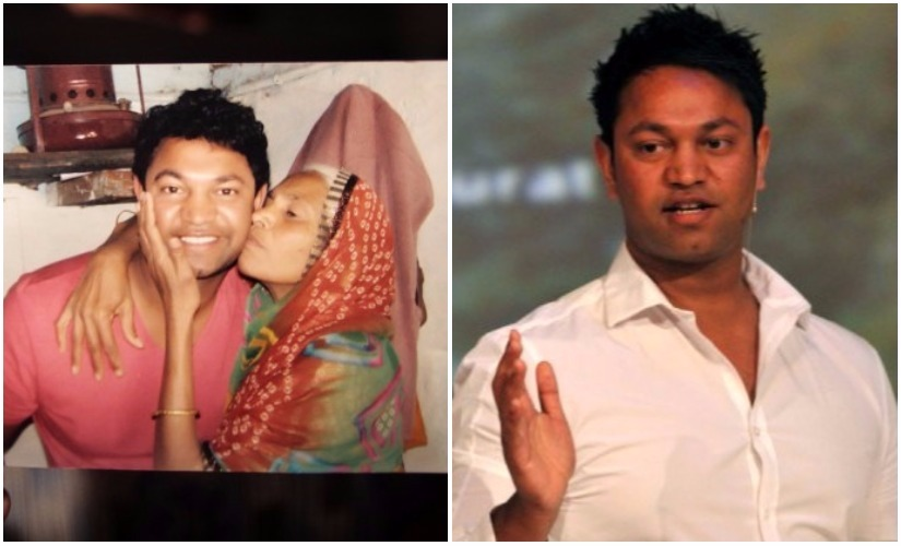 Saroo Brierley, whose story became the subject of the Dev Patel, Nicole Kidman-starrer Lion. Image via saroobrierley.com