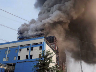 Over 20 people were killed in the NTPC blast. PTI
