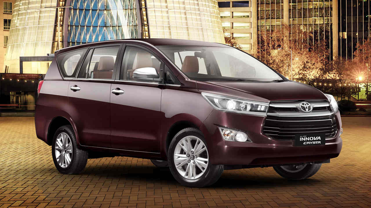 Toyota Glanza, Yaris, Innova Crysta and Fortuner prices hiked in India by up to Rs 1 lakh 9