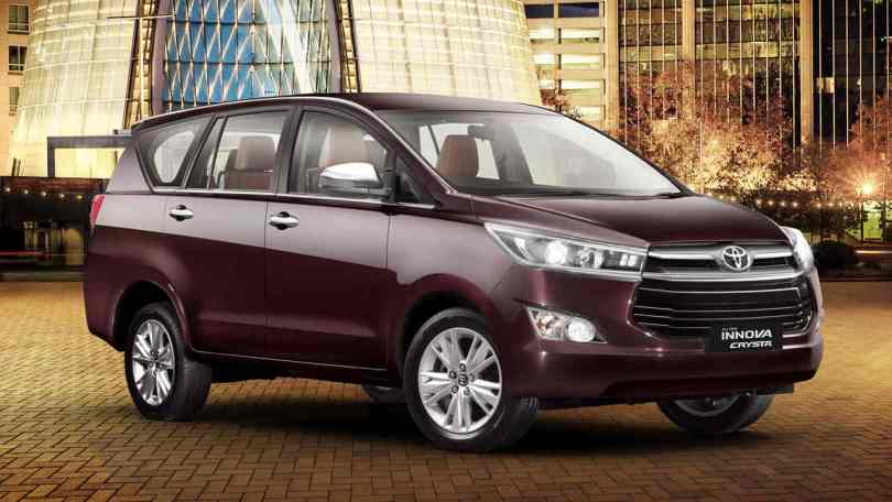Toyota Glanza, Yaris, Innova Crysta and Fortuner prices hiked in India by up to Rs 1 lakh 2