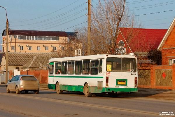 Фото: Краснодарский край, ЛиАЗ-5256.40 № 028 — Фотобус