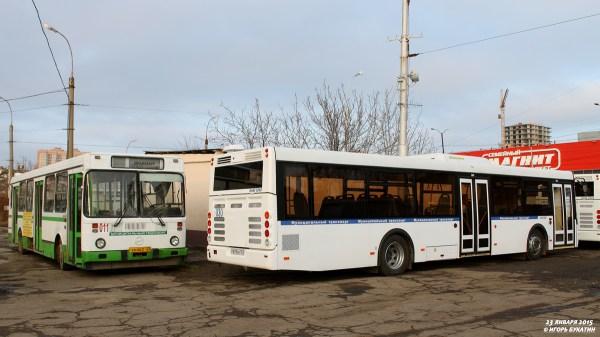 Фото: Краснодарский край, ЛиАЗ-5256.40 № 011 ...