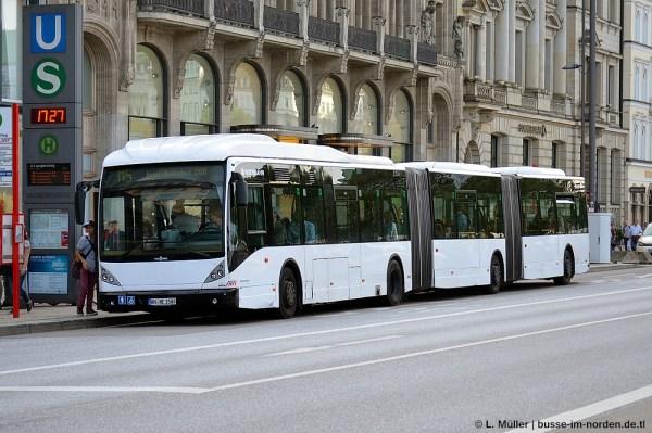 Фото: Германия, Van Hool New AGG300 № 8508 — Фотобус