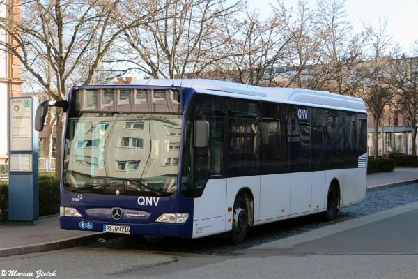 Фото: Германия, Mercedes-Benz O530 Citaro LE № PS-QN 716 ...