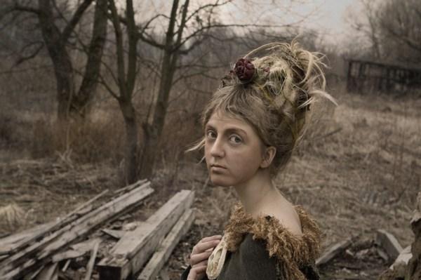 Художественные фото Анны Шишкиной русского таланта ФотоКто