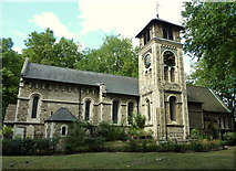 TQ2983 : The Old St. Pancras church, Pancras Road by pam fray