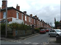 SO8556 : Albany Road, Worcester by Chris Whippet