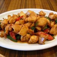 Chinese Spicy Chicken Recipe