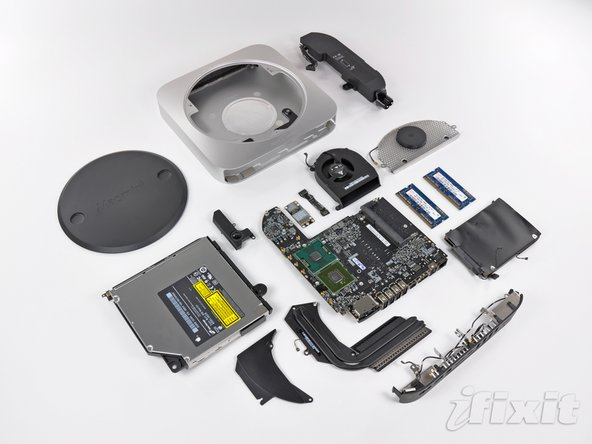 ifixit Apple Mac Mini Teardown - Ongoing Issues pic link