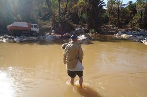 """الأمطار والأمراض يُحيلان """"تمزكو"""" إلى منطقة معزولة بتزنيت"""