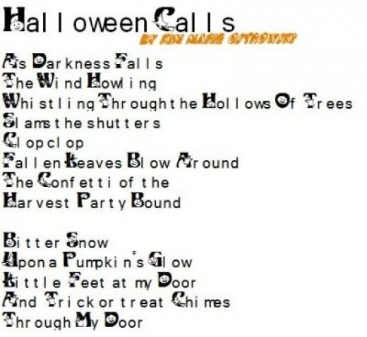 Halloween Calls