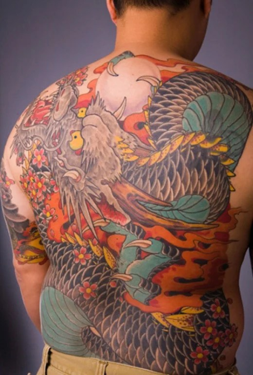 Finding Cool Japanese Tattoos