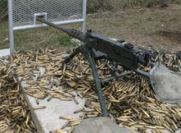 M2 Browning Maching Gun