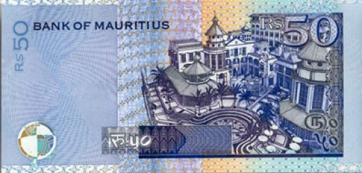 Tamil Number in Mauritius currency