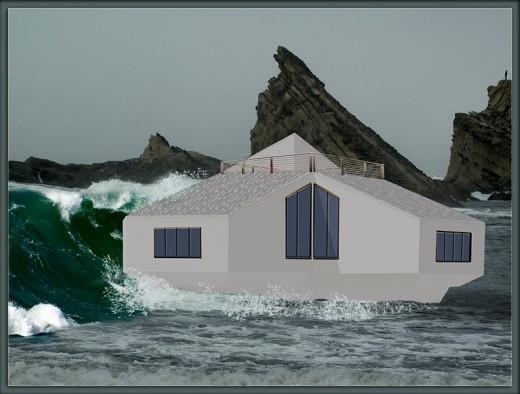 Tsunami resistant umPODS