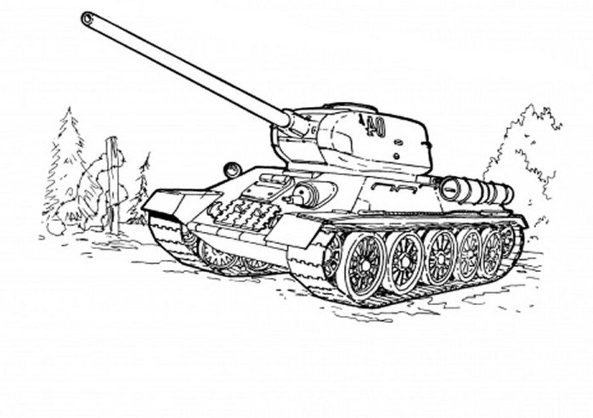 Army Vehicles Coloring Pages Free Colouring Pictures To Print