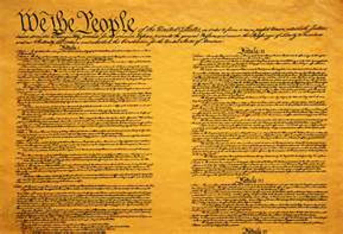 The Influence Of The United States Constitution And Its