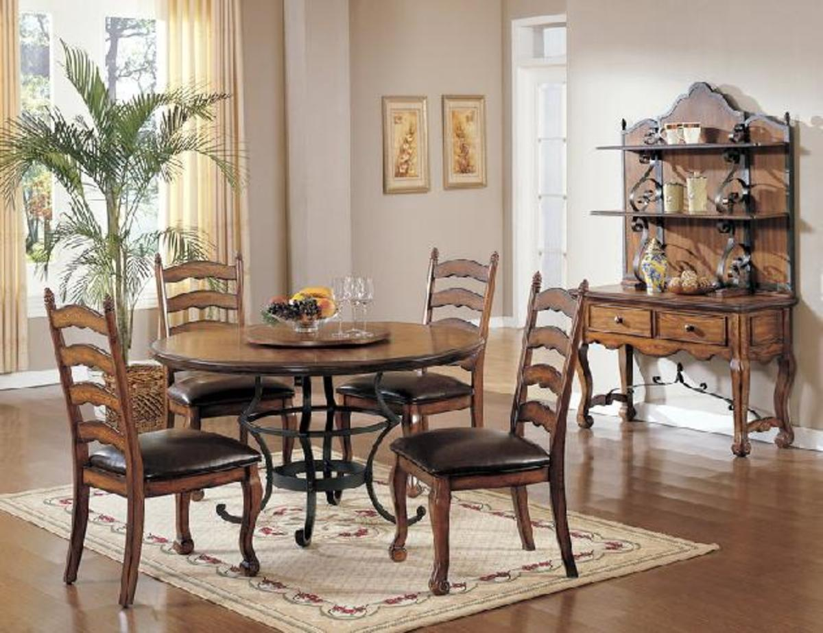 Old World Dining Room Sets