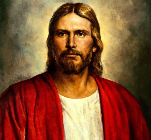 This is a more traditional and accepted image of Christ.