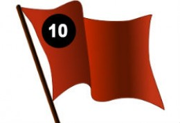 10 Red Flags for Gay men