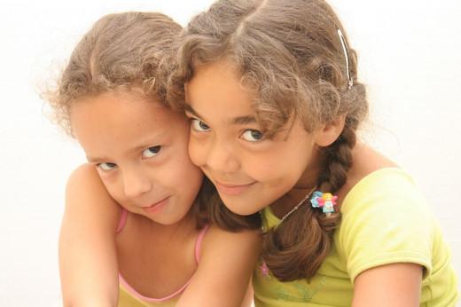 Raising Daughters; Encouraging natural, internal beauty