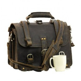 I thought this was quite a handsome travel bag
