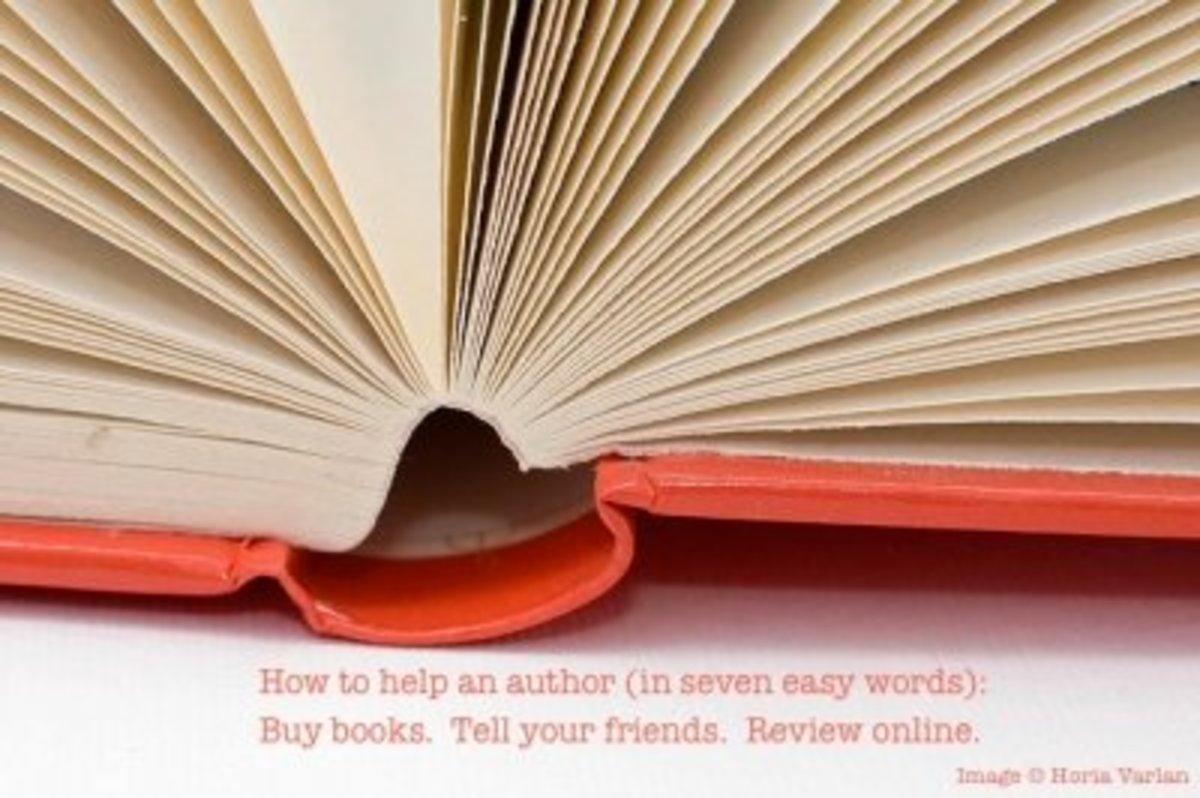 Help an Author