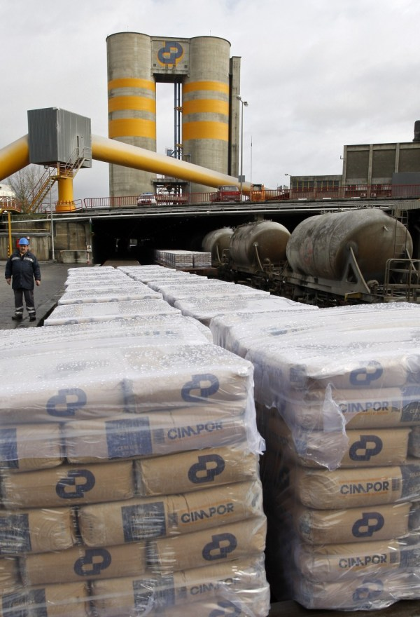 Big Brazilian Companies Eye Major Portuguese Cement Maker