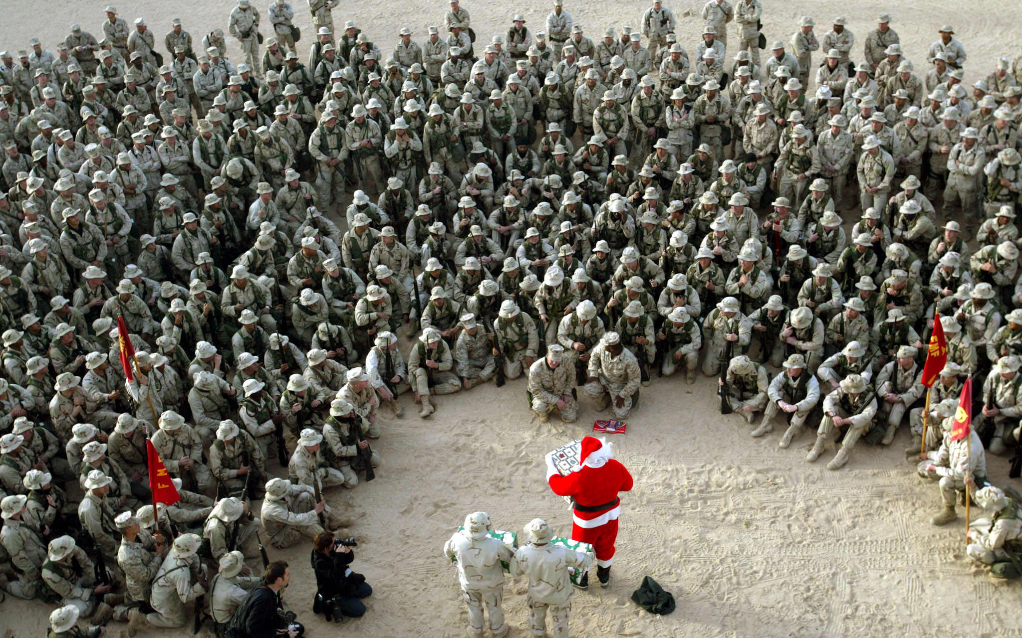 Merry Christmas Or Happy Holidays Army Told Not To Say