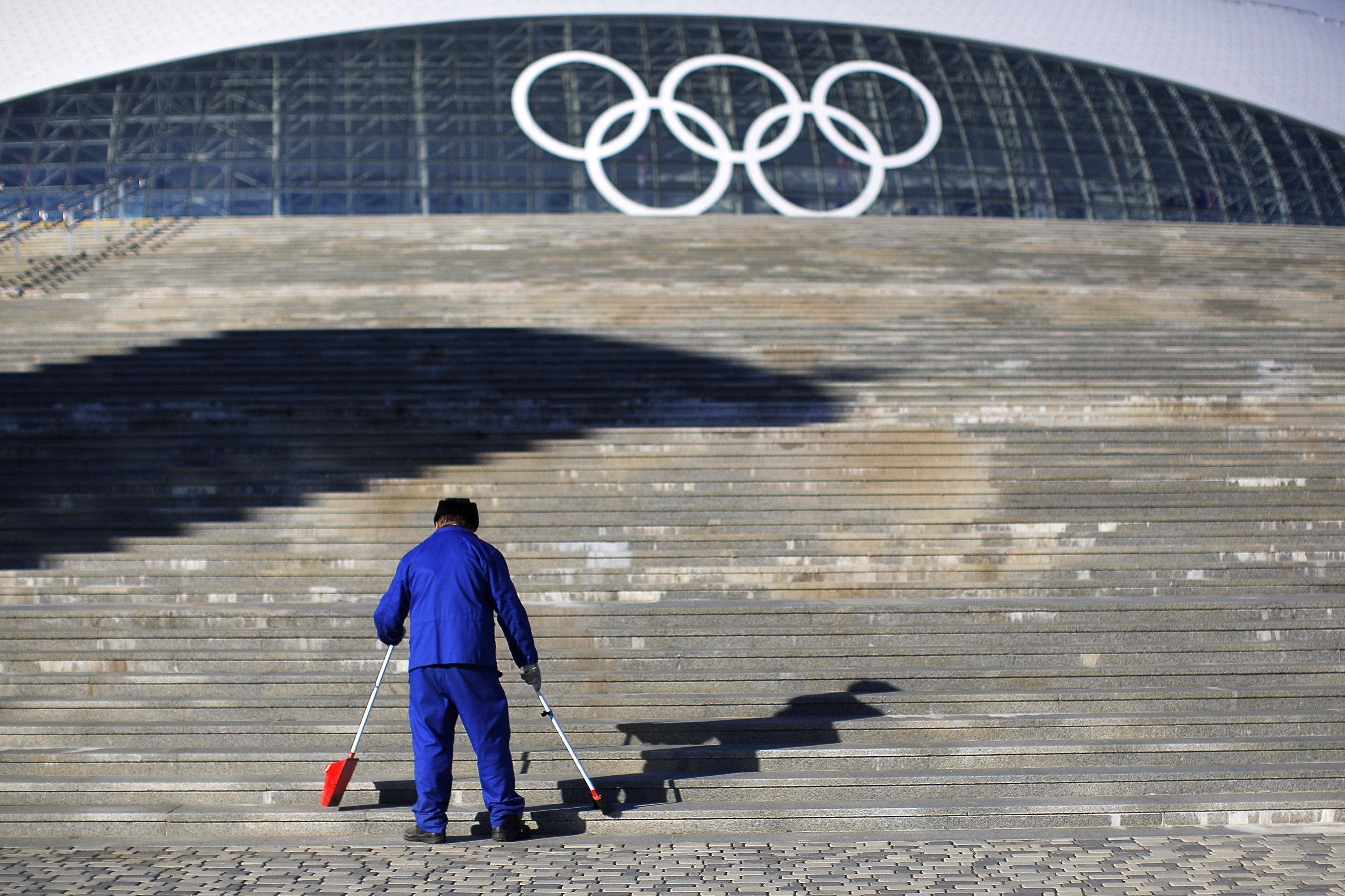 Sochi Problems In Pictures Despite Unfinished Construction And Problems Sochi Winter