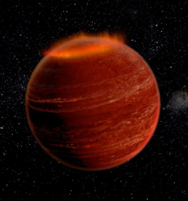Alien Aurora On A Brown Dwarf Is The First To Be Seen ...