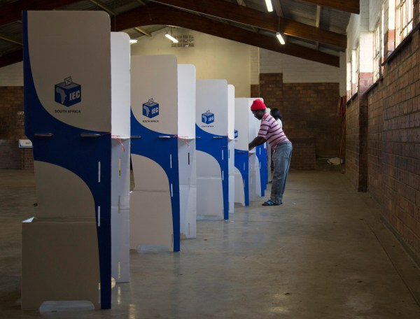 Voters Condemn South African Ruling Party To Worst ...