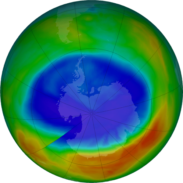 NASA Will Study How Sunlight Affects Earth's Ozone Layer ...