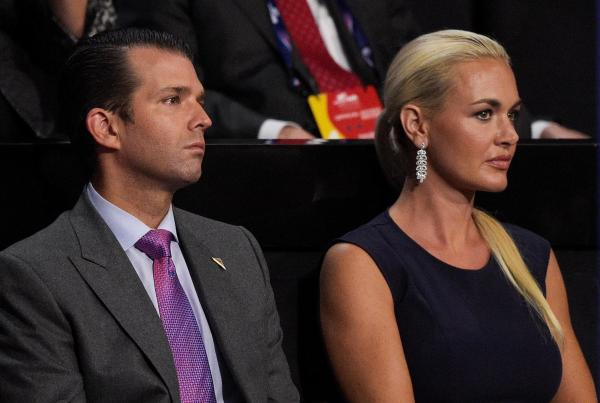 Aubrey O'Day Dating History: Donald Trump Jr. And Other Ex ...